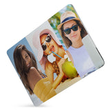 Protect your macbook  with the #1 best-selling hardshell case with Photo Collage design