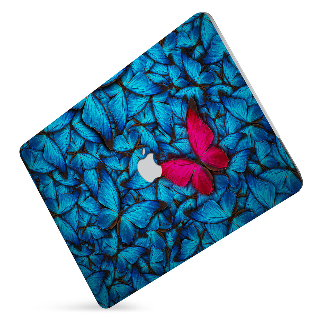 Protect your macbook  with the #1 best-selling hardshell case with Butterfly design