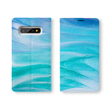 Personalized Samsung Galaxy Wallet Case with AbstractPainting2 desig marries a wallet with an Samsung case, combining two of your must-have items into one brilliant design Wallet Case.