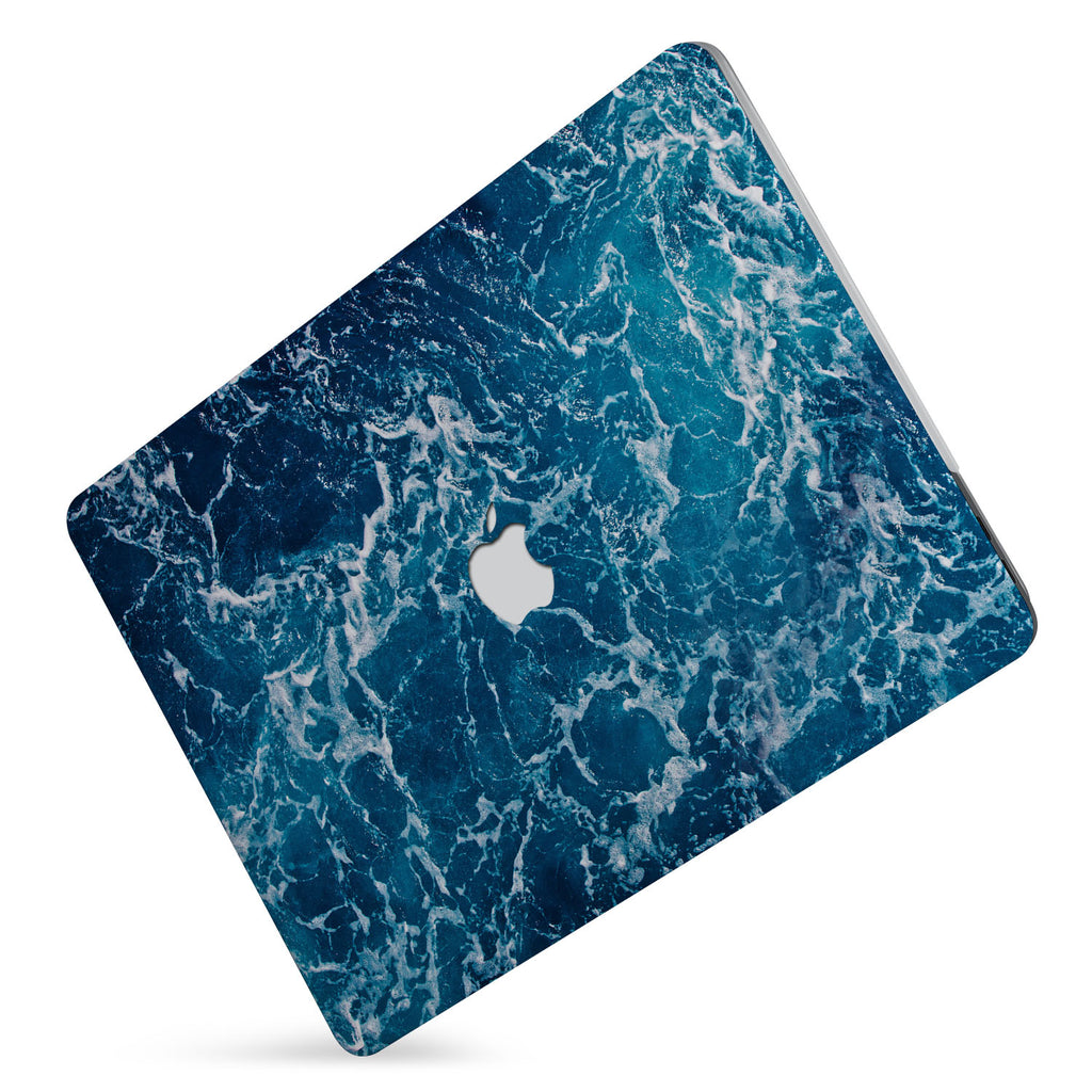 Protect your macbook  with the #1 best-selling hardshell case with Ocean design