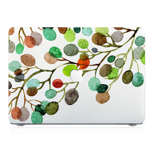 This lightweight, slim hardshell with Leaves design is easy to install and fits closely to protect against scratches