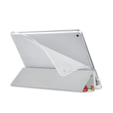 Balance iPad SeeThru Casd with Sweet Design has a soft edge-to-edge liner that guards your iPad against scratches.