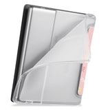 flexible back TPU cover of Personalized Kindle Oasis Case with Baby design
