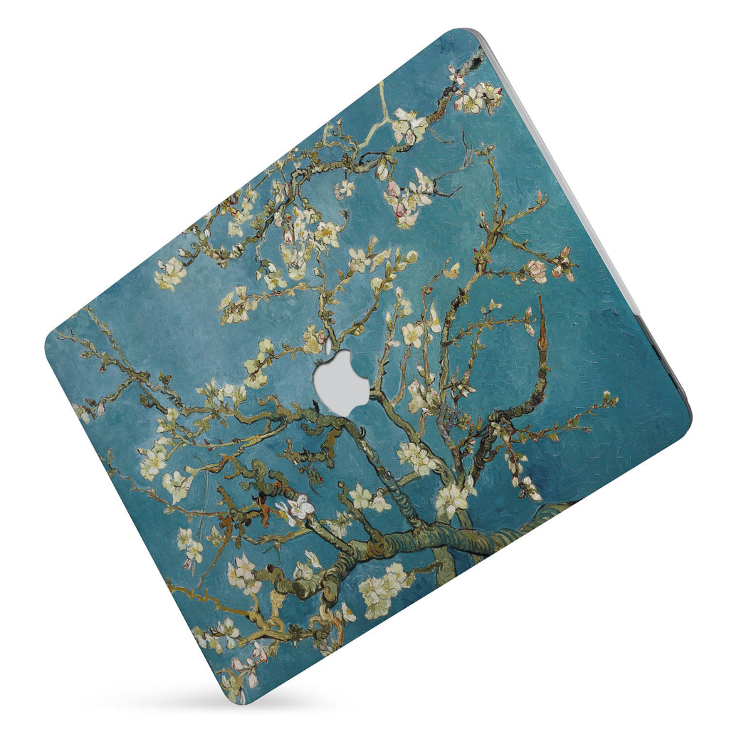 Protect your macbook  with the #1 best-selling hardshell case with Oil Painting design