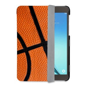 auto on off function of Personalized Samsung Galaxy Tab Case with Sport design - swap