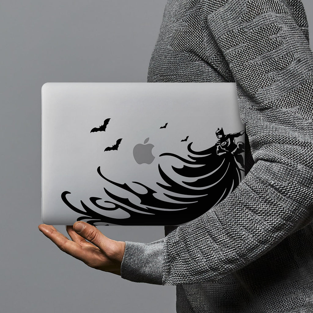 hardshell case with Super Hero design combines a sleek hardshell design with vibrant colors for stylish protection against scratches, dents, and bumps for your Macbook