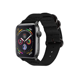 Nylon Band for Apple Watch - Black