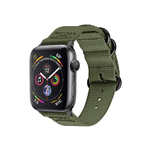 Nylon Band for Apple Watch - Green