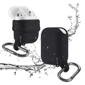 AirPods Waterproof Protective Silicone Case