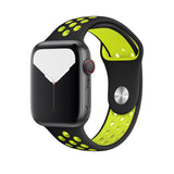 Sport Band Active for Apple Watch - Black Volt