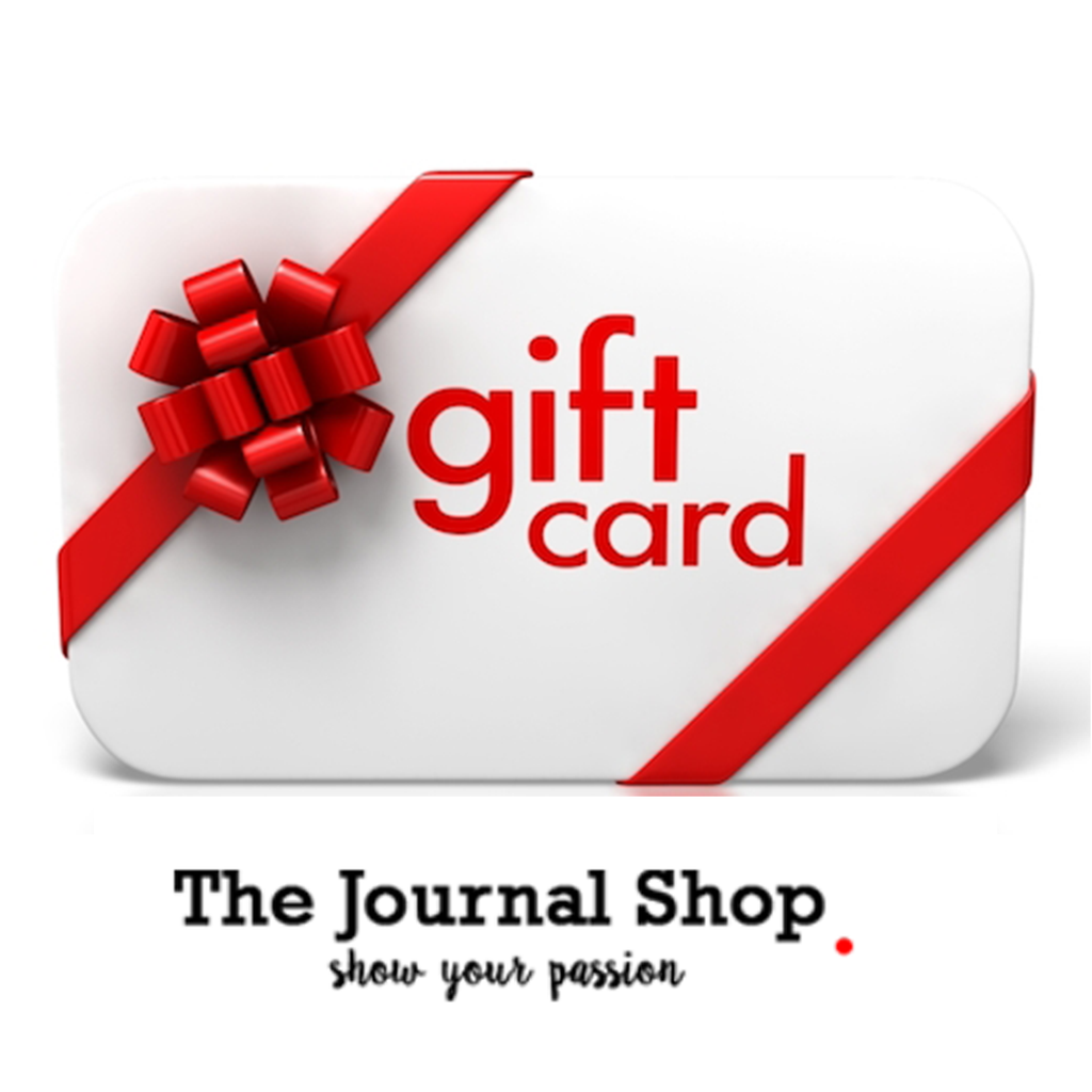 Give a The Journal Shop Gift Card