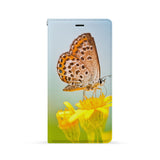 Front Side of Personalized Huawei Wallet Case with 5 design