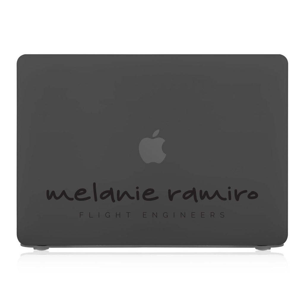 MacBook Case - Signature with Occupation 55
