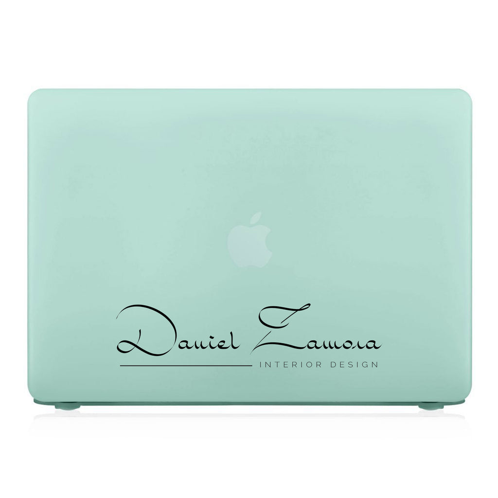 MacBook Case - Signature with Occupation 226