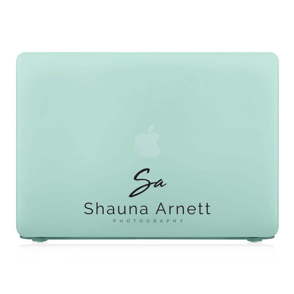 MacBook Case - Signature with Occupation 20