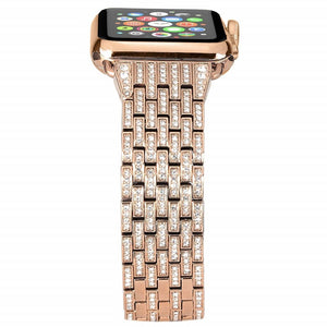 Designer Bling Band for Apple Watch