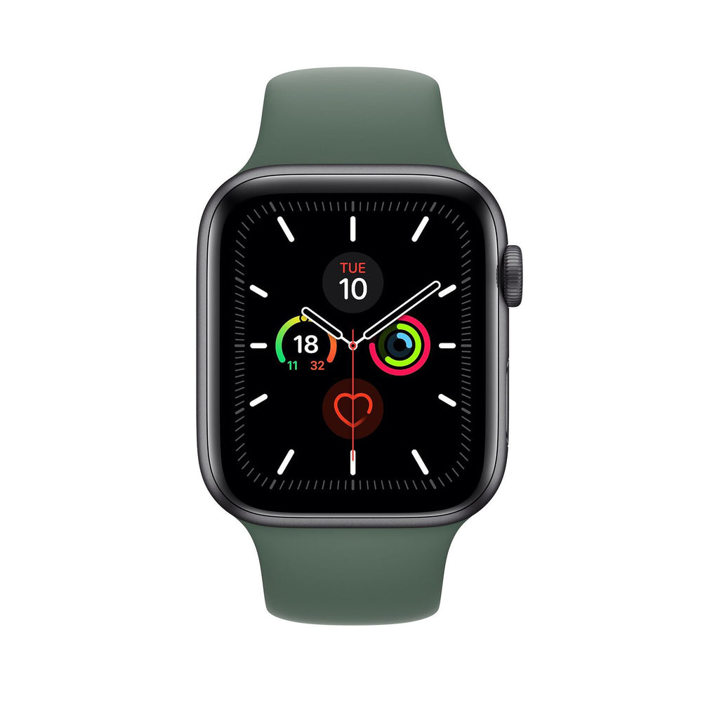 Sport Band for Apple Watch - Midnight Green