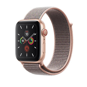 Sport Loop Band for Apple Watch - Pink Sand
