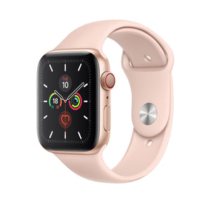 Sport Band for Apple Watch - Pink Sand