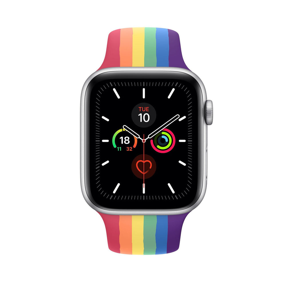 Sport Band for Apple Watch - Pride Rainbow