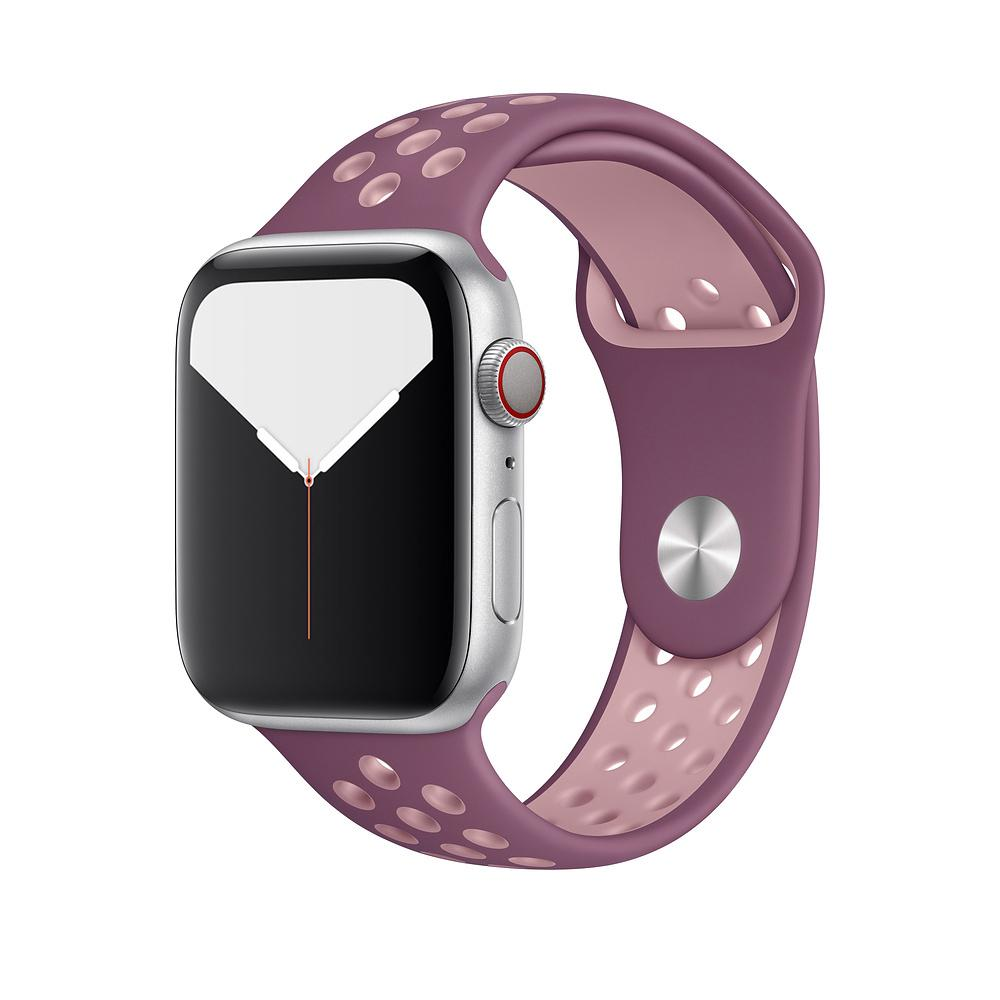 Sport Band Active for Apple Watch - Purple Pink