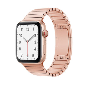 Link Bracelet Band for Apple Watch - Rose Gold