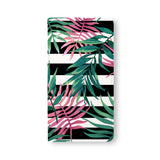 Front Side of Personalized Samsung Galaxy Wallet Case with 3 design