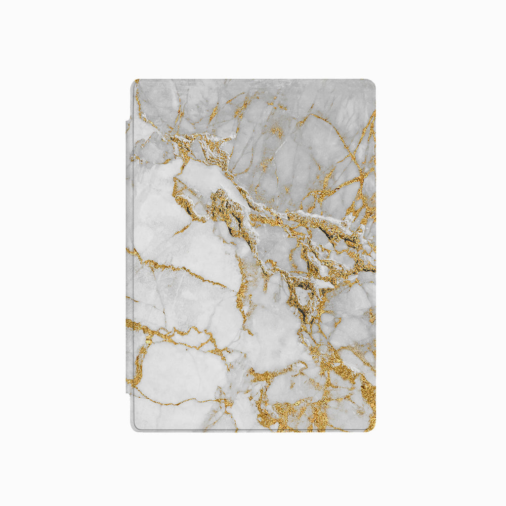Microsoft Surface Case - Marble Gold