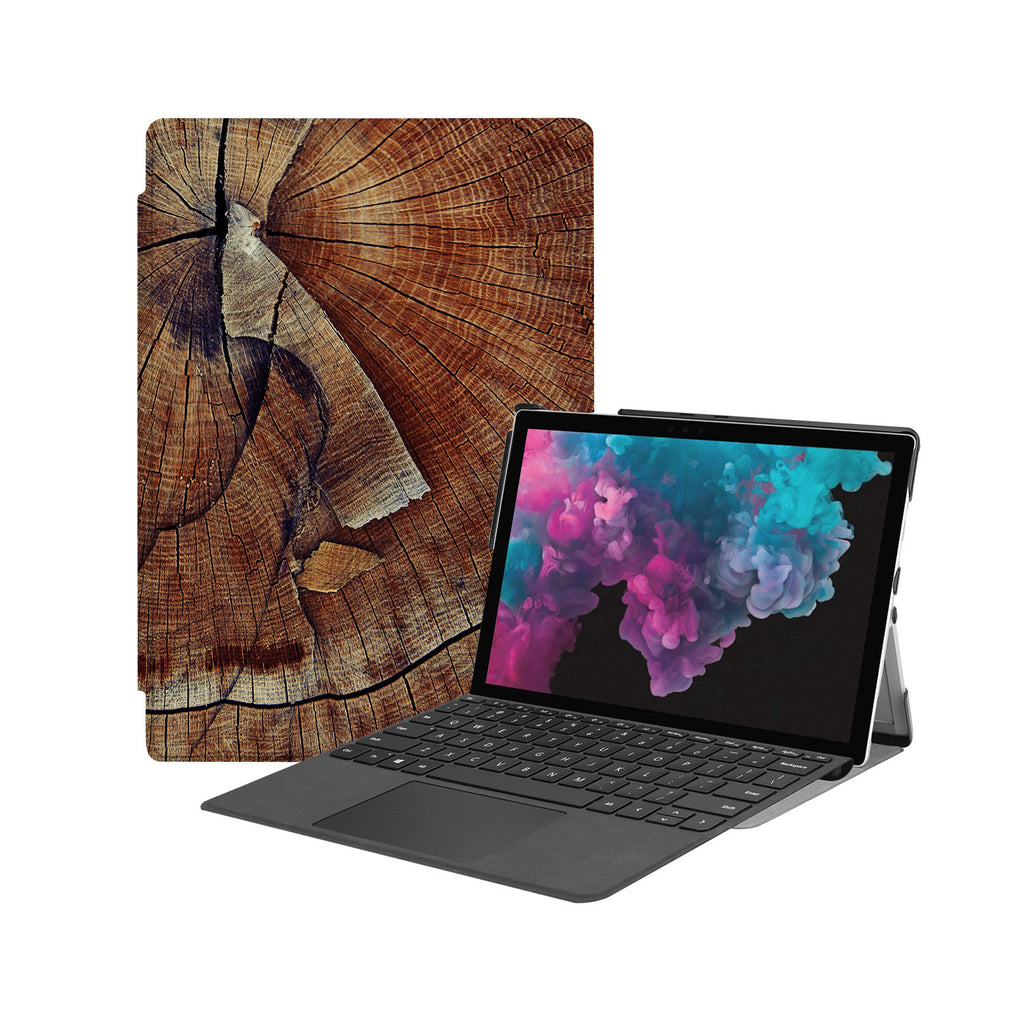 the Hero Image of Personalized Microsoft Surface Pro and Go Case with 08 design