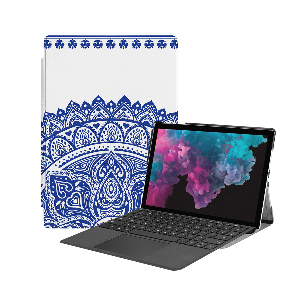 the Hero Image of Personalized Microsoft Surface Pro and Go Case with 07 design