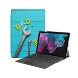 the Hero Image of Personalized Microsoft Surface Pro and Go Case with 03 design