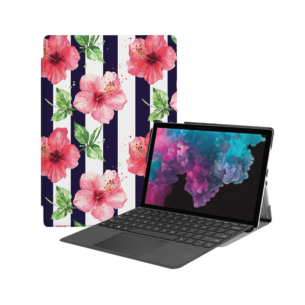 the Hero Image of Personalized Microsoft Surface Pro and Go Case with 05 design