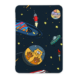 the front view of Personalized Samsung Galaxy Tab Case with 05 design
