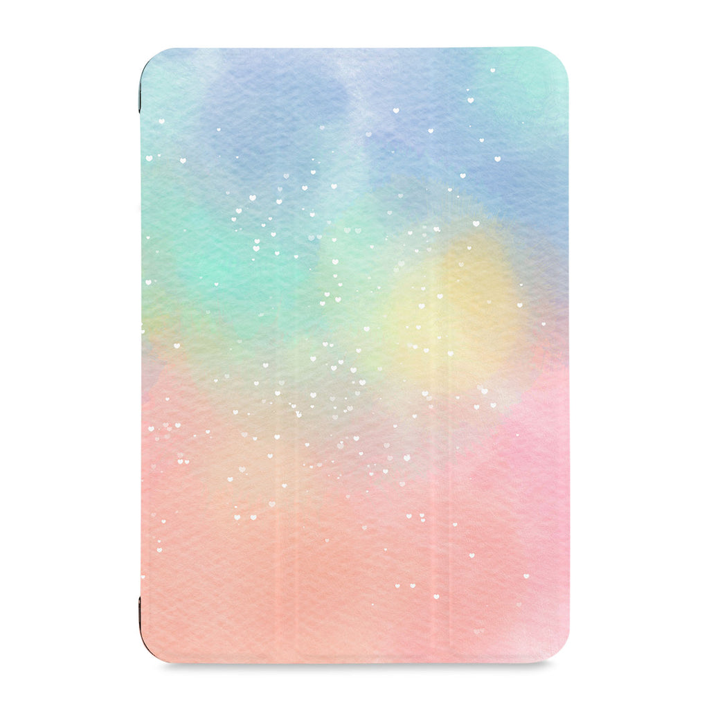 the front view of Personalized Samsung Galaxy Tab Case with 03 design