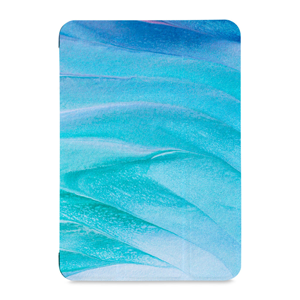 the front view of Personalized Samsung Galaxy Tab Case with 08 design