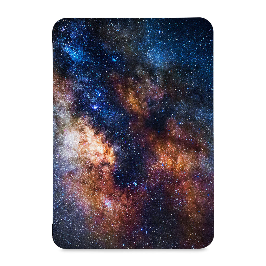 the front view of Personalized Samsung Galaxy Tab Case with 02 design