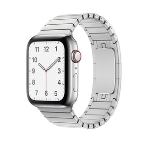Link Bracelet Band for Apple Watch - Silver