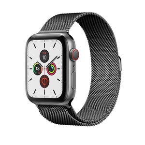 Milanese Loop Band for Apple Watch - Space Gray