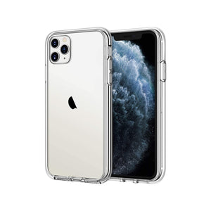 iPhone Shockproof Clear Case - (Pack of 3)