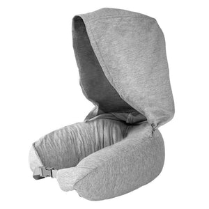 Neck Cushion with Hood