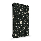 the side view of Personalized Samsung Galaxy Tab Case with Space design