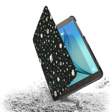 the drop protection feature of Personalized Samsung Galaxy Tab Case with Space design