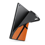 soft tpu back case with personalized iPad case with Sport design