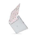 iPad SeeThru Casd with Love Design  Drop-tested by 3rd party labs to ensure 4-feet drop protection