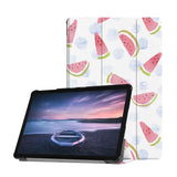 Personalized Samsung Galaxy Tab Case with Fruit Red design provides screen protection during transit
