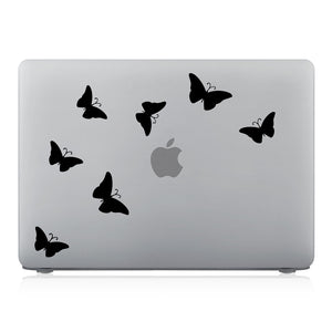This lightweight, slim hardshell with Butterfly design is easy to install and fits closely to protect against scratches