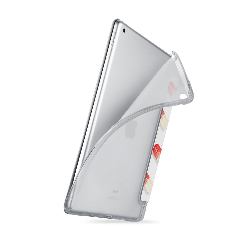 iPad SeeThru Casd with Sweet Design