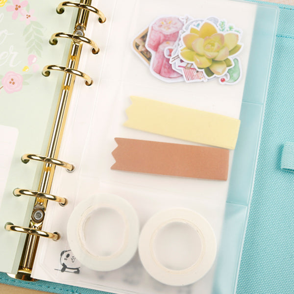 Organiser PVC Card Pocket