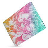 Protect your macbook  with the #1 best-selling hardshell case with Abstract Oil Painting design