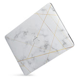 Protect your macbook  with the #1 best-selling hardshell case with Marble 2020 design